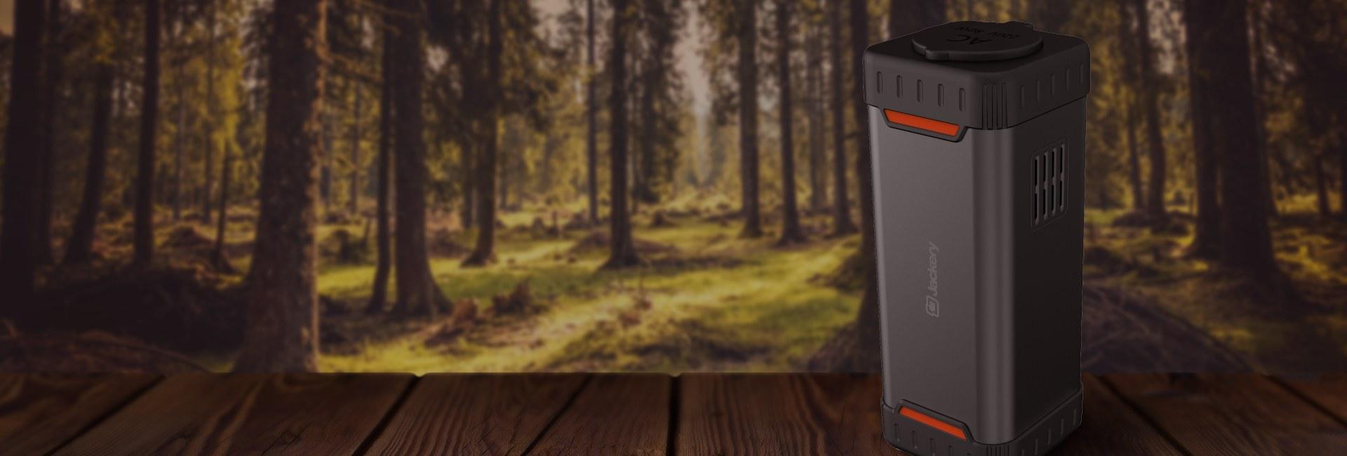 Lehká a malá powerbanka, která dobije třeba i notebook