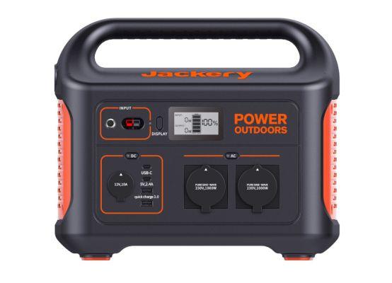 Jackery Explorer 1000 - Prenosná nabíjacia stanica